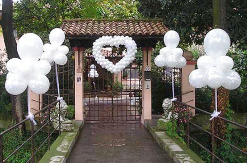 Fiori addobbi floreali per il matrimonio for Decorazioni giardino per matrimonio