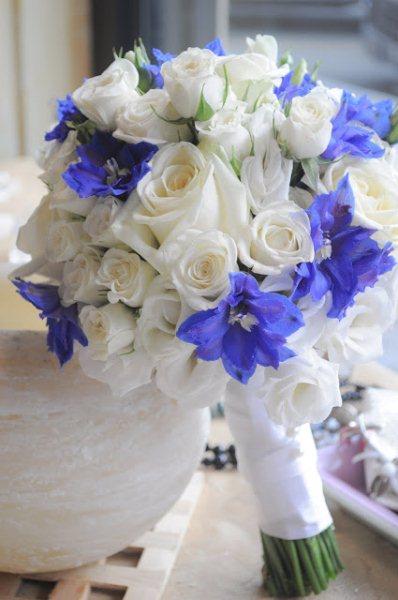 Matrimonio Fiori Azzurri : The wedding italia la rivista web italiana sul mondo