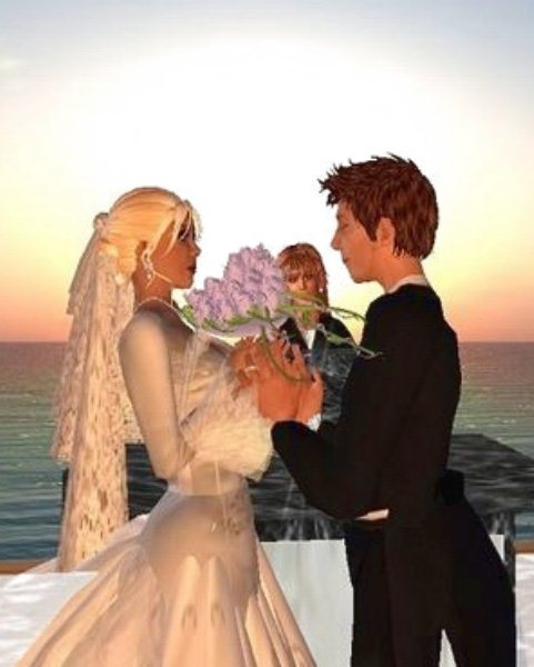 My Wife: a Bride Just For You': Sposarsi ma solo per gioco