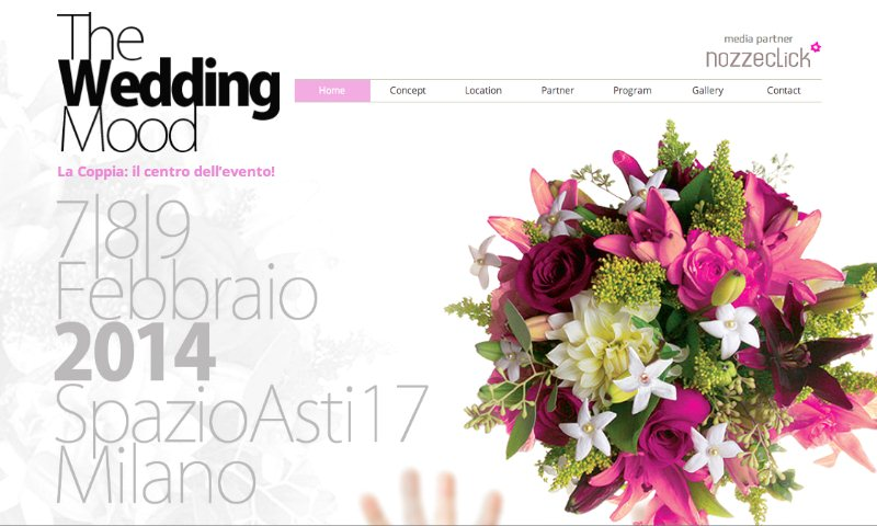 THE WEDDING MOOD A MILANOVenite a scoprire il backstagedel vostro matrimonio a Milano