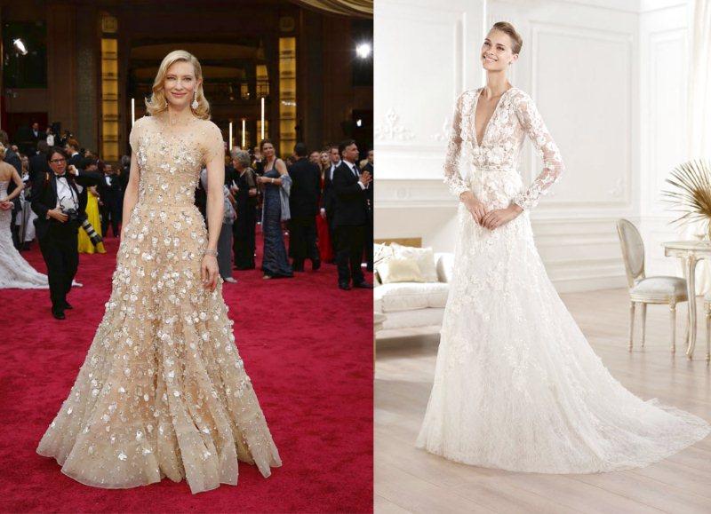 3c951869b1c1 SPOSE DA OSCARUna bella selezione di abiti molto eleganti e decisamente  alla moda!