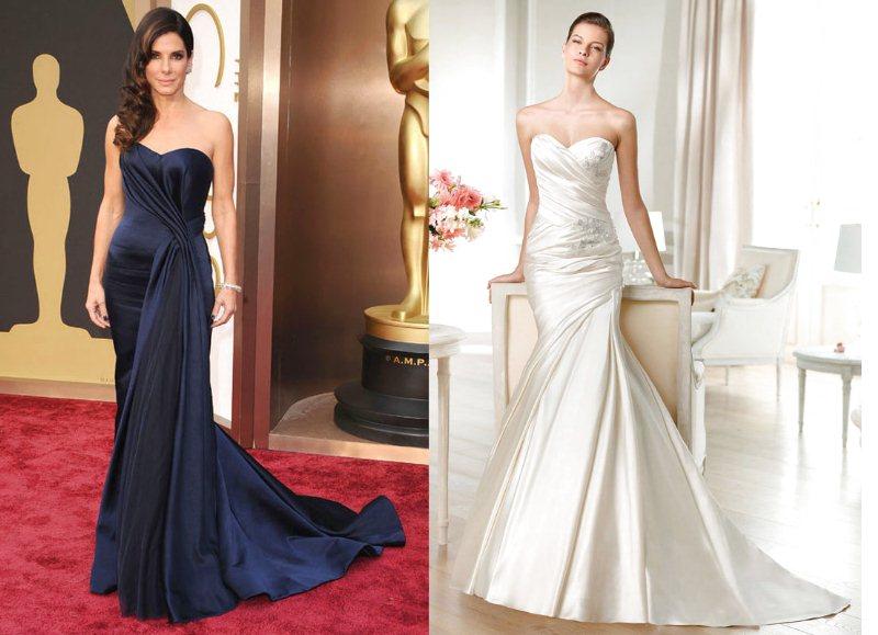 df3a02558a9b SPOSE DA OSCAR  br   Una bella selezione di abiti molto eleganti e ...