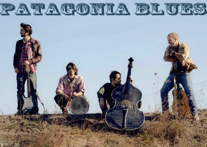 PATAGONIA BLUESper un matrimonio a ritmo di country e blues