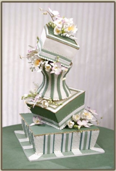 Sfilata Wedding cakes: 10 idee da copiare