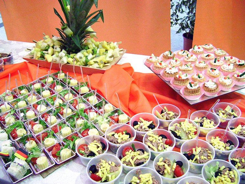 Il buffet a casa degli sposi e 39 buon uso prima della cerimonia the wedding italia - Fiere per la casa ...