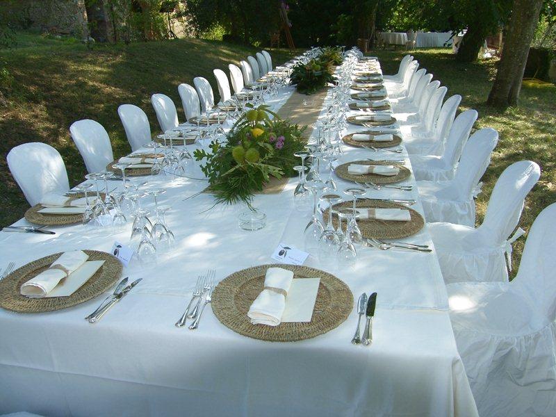 Il buffet a casa degli sposi e 39 buon uso prima della for Addobbi 25 anni di matrimonio