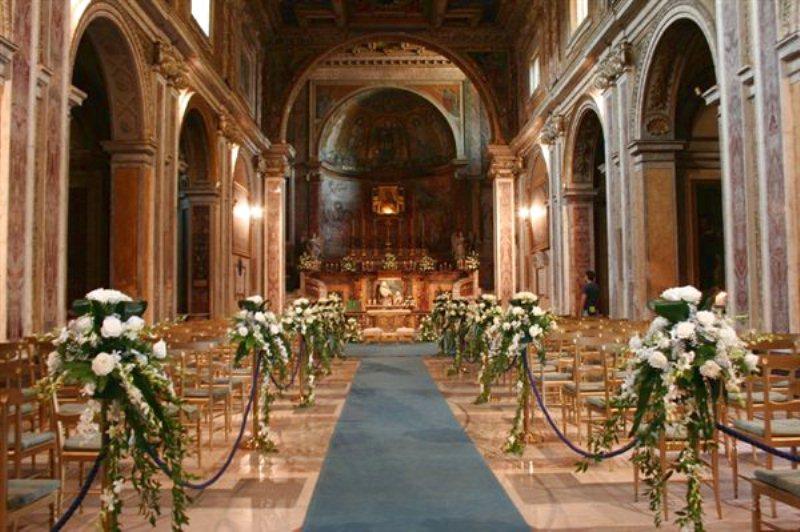 Matrimonio In Romana : Basilica di santa prassede roma the wedding italia