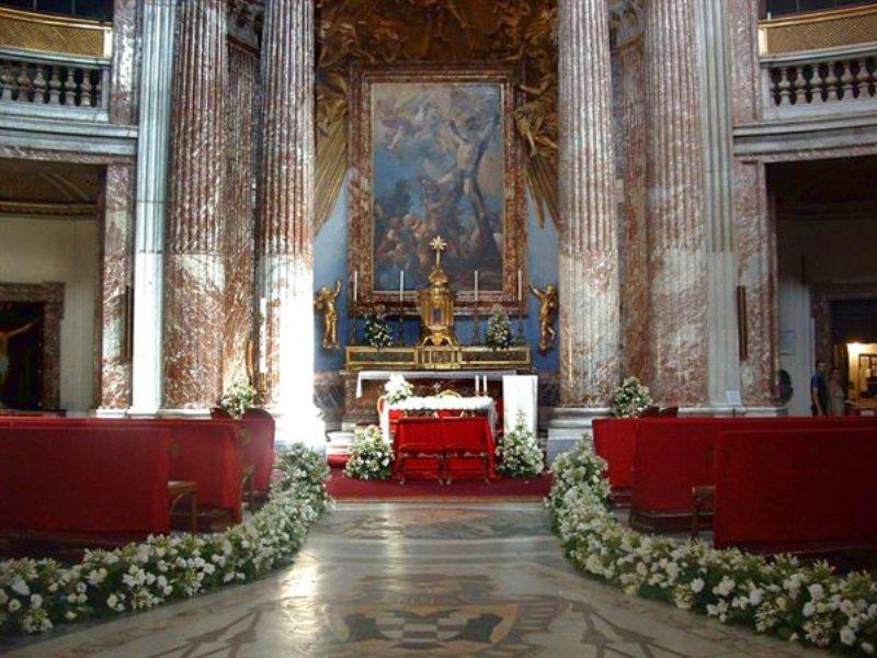 Ufficio Matrimoni A Roma : Chiesa sant alessio sull aventino a roma lazio forum