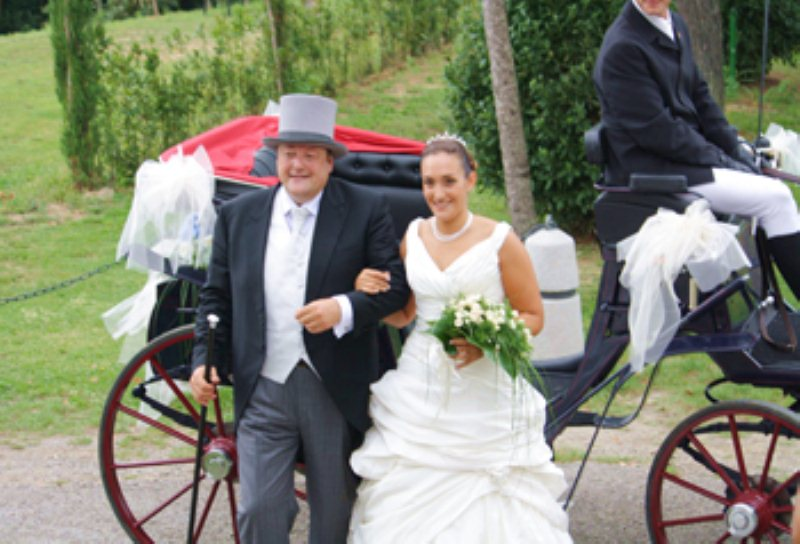 Matrimonio in carrozza