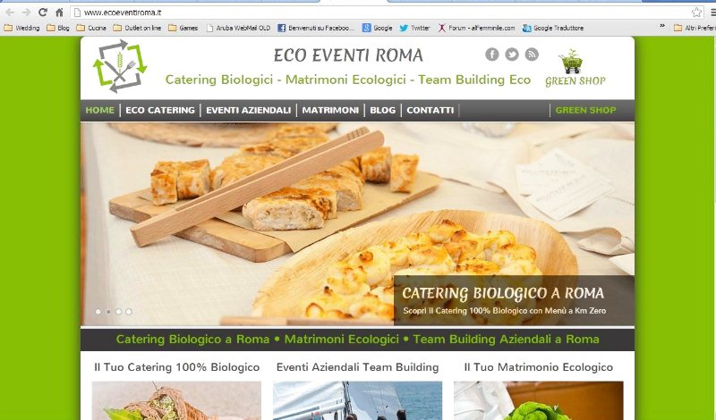 Eco Eventi Roma Catering & Planning
