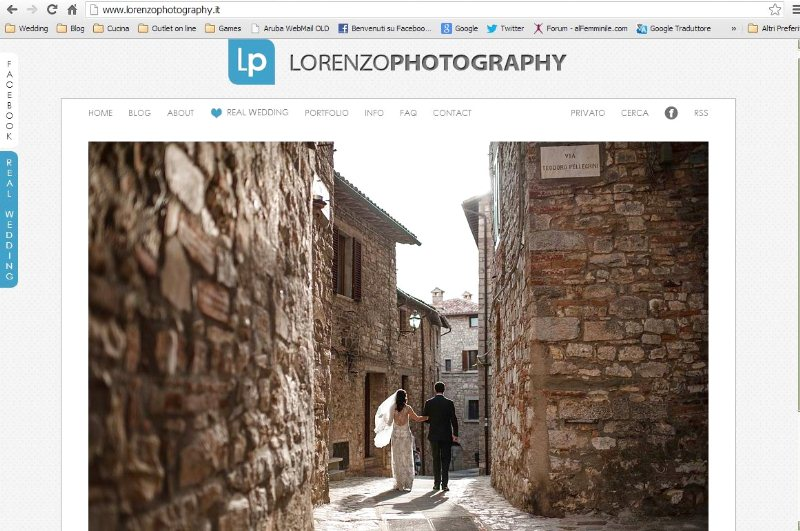 Lorenzo Poli Wedding Reportage