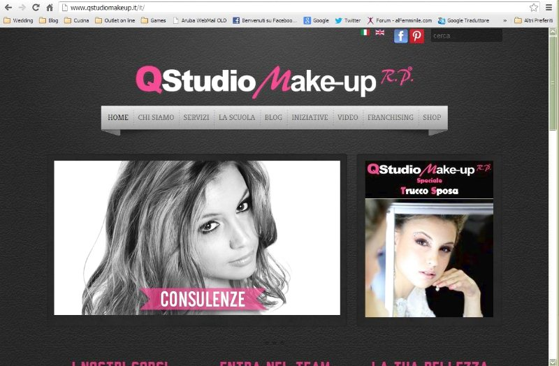 QStudio Make-Up Trucco da Sposa