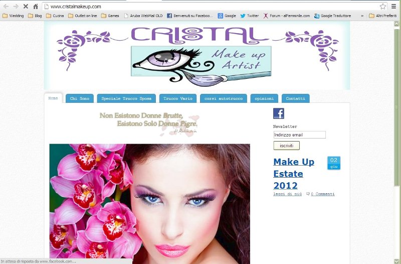 Crystal Make Up