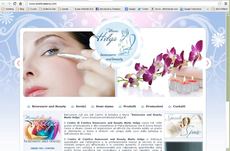 Maria Helga Make Up per la Sposa