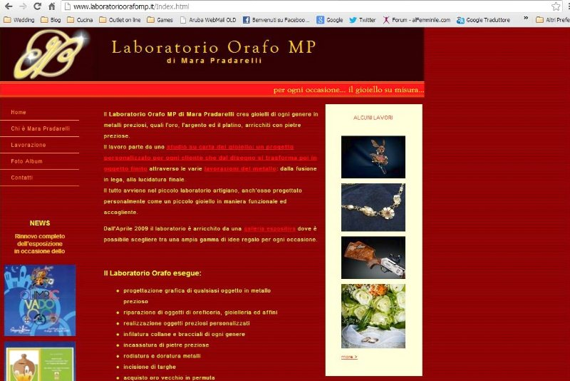 Laboratorio Orafo MP