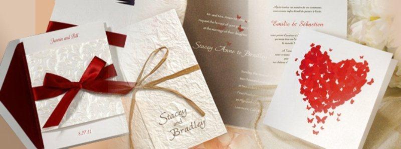 Come stampare le tue partecipazioni di matrimonio the for Partecipazioni nozze on line