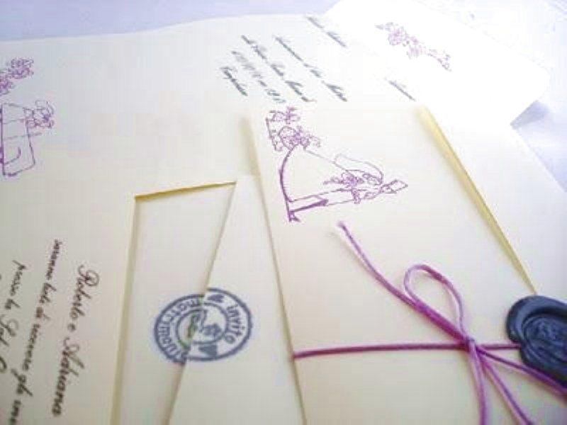 Partecipazioni di nozze, come prepararle The Wedding Italia Chianciano ...